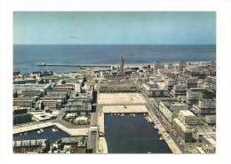 Cp, 76, Le Havre, La Place Gambetta Et Le Bassin Du Commerce, écrite - Le Havre