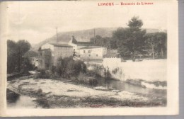 LIMOUX - Brasserie De Limoux - Limoux