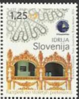 SI 2014-1054 TURISAM IDRIJA, SLOVENIA, 1 X 1v, MNH - Ferien & Tourismus