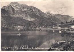 Pisa - Garfagnana - Lago Di Gramolazzo Gorfigliano Con Sfondo Pisanico - Pisa