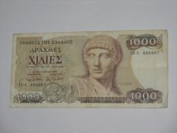 1000 DRACHMES  - GRECE   **** EN ACHAT IMMEDIAT **** - Grèce