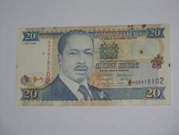 20 Shillings - Central Bank Of KENYA -  **** EN ACHAT IMMEDIAT **** - Kenya