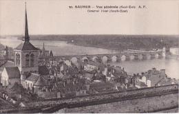 CPS Saumur - Vue Générale (Sud-Est) (3090) - Saumur