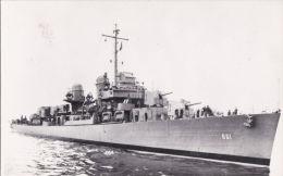 SHIPPING - U.S. KIDD - Guerra