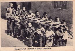 CINA  ,  Honan ,   Bambini  ,  Missioni - Cina