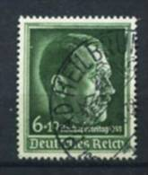 Deutsches Reich 672 O - Used Stamps