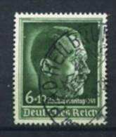 Deutsches Reich 672 O - Oblitérés