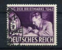 Deutsches Reich 811 O - Oblitérés