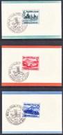 Germany B134-36     FDC  INTERNATIONAL MOTOR SHOW - Covers & Documents
