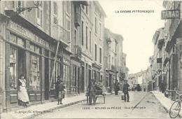 26 - BOURG-DE-PÉAGE - Drôme - Rue Principale - France