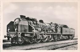 LOCOMOTIVES (P. O.) - N° 175 - PREMIERE PACIFIC TRANSFORMEE EN 1929 - Trains