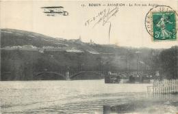ROUEN AVIATION LE PONT AUX ANGLAIS - ....-1914: Précurseurs