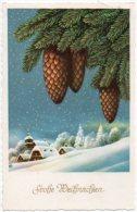 Kerstmis Noel  Christmas Weihnachten Landschap Landscape - Noël