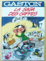 "Gaston La Saga Des Gaffes Special ""SPIROU 75 Ans"" 2013 état Neuf Franquin - Gaston"