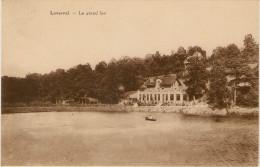 LOVERVAL Le Grand Lac 1940 Ed M. Herdies Electricité Couillet-Loverval - Gerpinnes