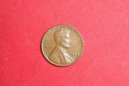 One Cents /USA De 1963 TTB+. - 1909-1958: Lincoln, Wheat Ears Reverse