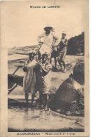 Madagascar - Missions Des Lazaristes - Missionnaire En Voyage  - Neuve TB - Madagascar