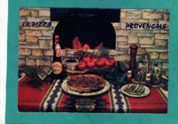 La Pizza Provençale (recette Au Dos De La Carte) - Recepten (kook)