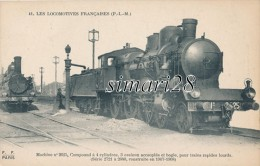 LES LOCOMOTIVES FRANCAISES (P. L. M.) - N° 41 - MACHINE N° 2625 - Trains