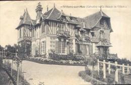 Villers Sur Mer - Le Manoir De Villers - Villers Sur Mer