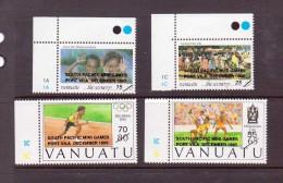 VANUATU 1993 JEUX DU PACIFIQUE  YVERT N°939/42 NEUF MNH** - Vanuatu (1980-...)