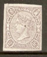 1865 EDIFIL  73 NUEVO - 1850-68 Kingdom: Isabella II