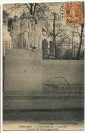 Monument De Guynemer A Compiègne Inauguté Le 11/11/1923 Guerre 1914 - Aviateurs