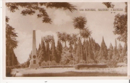 WAR MEMORIAL SALISBURY SOUTH RODESIA 19 (ZIMBABWE) - Zimbabwe