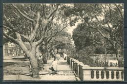 Senegal -DAKAR : Place Protêt Et Boulevard National. Fortier 117 - Senegal