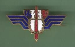 33949-Broche Militaire.armée.France Libre. - Militaria