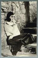 """Photo Carte - Femme Célèbre """"Millie Perkins"""" - Beroemde Vrouwen"""