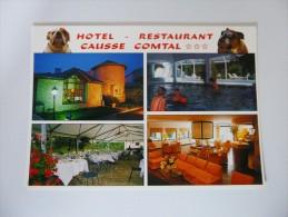 VL - HOTEL CAUSSE COMTAL 3 étoiles - Francia