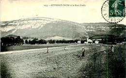 CPA  -  ATTIGNAT  ONCIN  Et Le Mont Grelle              AH1968 - France
