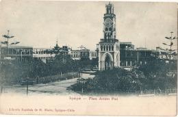 IQUIQUE Plaza Arturo Prat - Unused - Chile