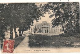LUNEVILLE Les Bosquets Du Château - TB - Luneville