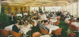 PARIS AEROPORT DE ORLY RESTAURANT LES TROIS SOLEILS CARTE PANORAMIQUE FORMAT 10 X 21 C M AIRPORT  1969 - Aéroports De Paris