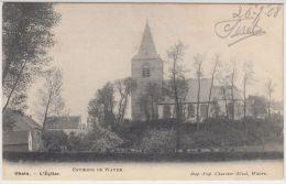 21439g CLOCHER - EGLISE - Ohain - 1908 - Lasne
