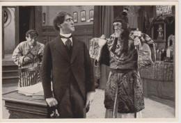 GERMAN MOVIE CIGARETTE CARD 1910's CINEMA Actors WERNER KRAUSS, LUPU PICK , GEORGE JOHN Film DER FREMDE 1917 - Zigarettenmarken