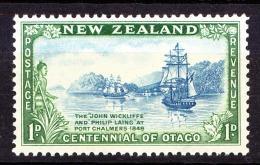New Zealand, 1948, SG 692, Mint Hinged - Nuovi