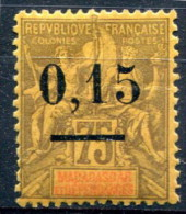Madagascar                        54 * - Unused Stamps