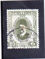 B  - 1927 Egitto - Re Fuad - Egypt