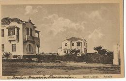 Nova Lisboa Um Trecho De Residencias  Edit. Carlos Correa Vidal - Angola