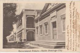 CPA REPUBLIQUE DOMINICAINE DOMINICAN REPUBLIC SANTO DOMINGO CITY Government Palace 1911 - Dominican Republic