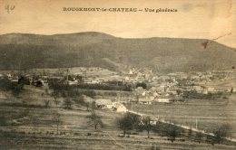 B5303 Rougemont Le Chateau - Vue Générale - Rougemont-le-Château