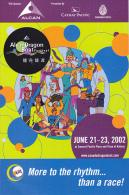 2002 Alcan Dragon Boat  Festival Concord Pacific Plaza and Plaza