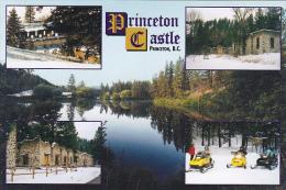 Princeton Castle Nature Park Rainbow Lake Lodge Princeton Britis