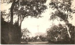 POSTAL DE LLORET DE MAR DEL SANTUARIO NTRA. SRA. DE GRACIA Y ASIL DE VEUS  (SALVADOR BERNAT)  COSTA BRAVA - Gerona