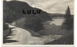 Suisse : Nouvelle Route Vallobe , Le Pont Et Le Lac Brenet - VD Vaud