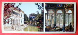 Sitorai Mokhi-Khosa Palace , General View , Interior - Bukhara - 1978 - USSR Uzbekistan - Unused - Uzbekistan