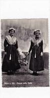 C-3382 - Cartolina Bonzo M.976 - Groscavallo - Costumi Della Valle - Folklore - Italia